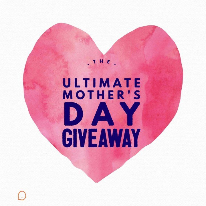 An Ultimate Mother's Day Giveaway You'll Want to Enter ASAP
