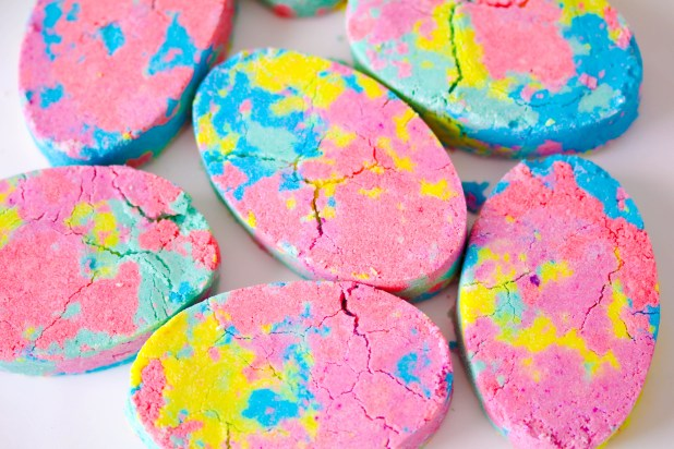 Unicorn Cracked Bath Bomb