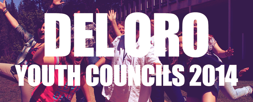 Youth Councils DEL ORO 2014 (RECAP)