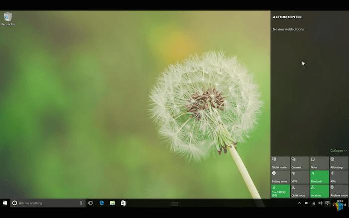 Windows 10 開放更新 強調更貼近使用者的便利操作