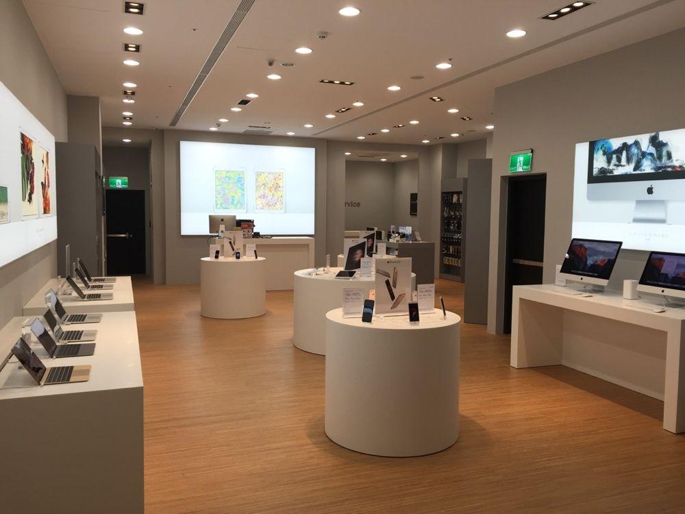 全台首家Apple OUTLET 就在林口三井 STUDIO A