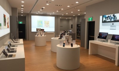 STUDIO A在林口三井設立全台第一家Apple OUTLET