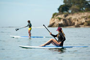 New Stand Up Paddle Lesson