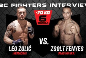 Interview: Leo Zulić vs Zsolt Fenyes
