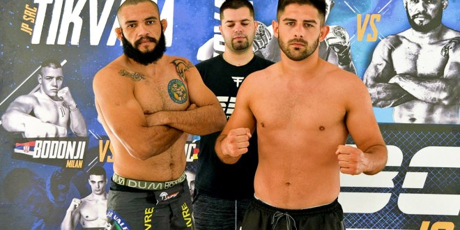 SBC 18 – Press conference and official weigh-in results