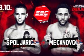 SBC 24 / Danijel Špoljarić vs Robert Mecanovci