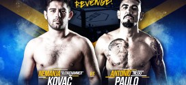 "SBC 25 – Revenge!  Nemanja ""Sledgehammer"" Kovač vs Antonio Paulo ""Nego"""