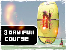 kitesurfing 3 day full course