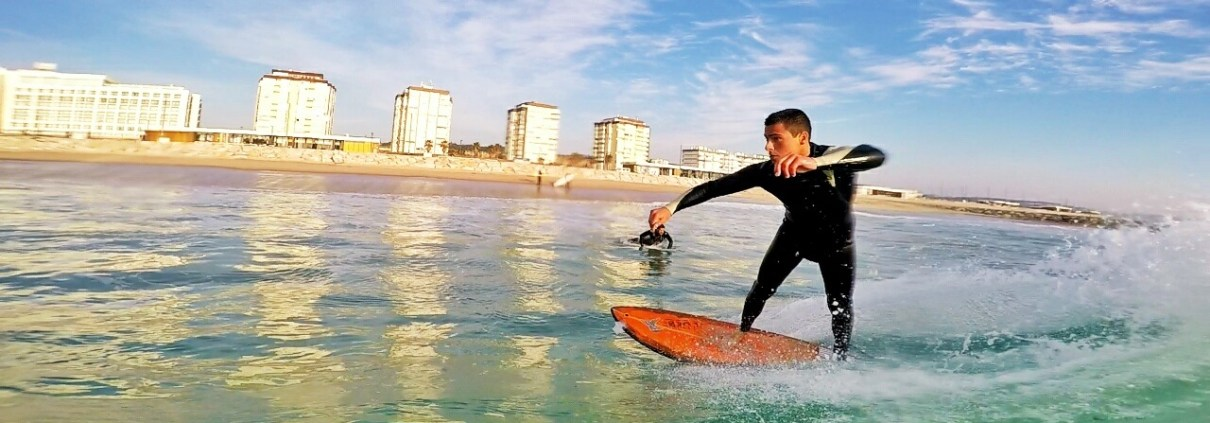 surf school caparica
