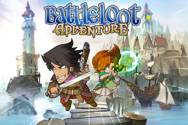 battleloot artwork