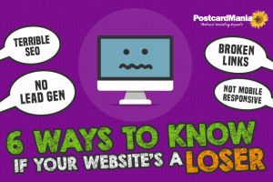 6 Ways to Know if Your Website is a Loser