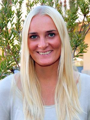 SBCC's Fanny Johansson