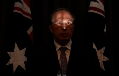 'Unflattering' photo Peter Dutton's team wanted deleted goes viral | SBS News