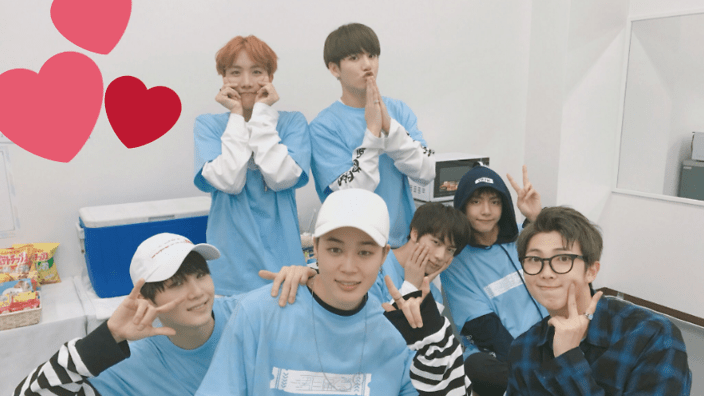 BTS win hearts after meeting a fan through the Make A Wish     BTS win hearts after meeting a fan through the Make A Wish Foundation   SBS  PopAsia