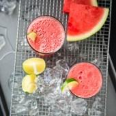 DSC_13843 ingredient watermelon coconut slushie - 5 minutes to a refreshing summer treat!