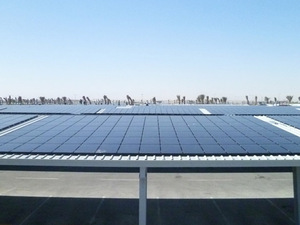 Ground-mounted Solar Power Plants and PV Roof Systems +++: UAE