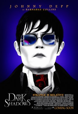 Dark Shadows - Character Poster