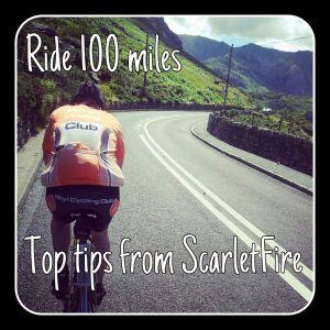 Ride 100 miles