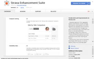 Strava Enhancement Suite