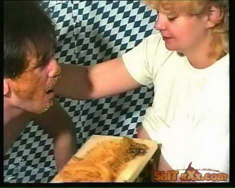 gay scat eating