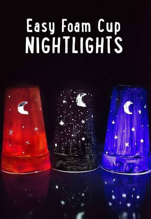 Medium Of Kids Night Lights