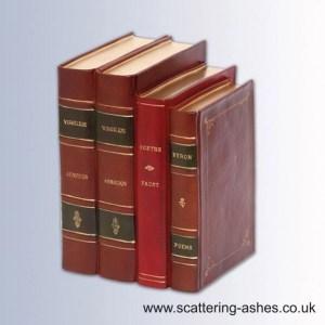 book discreet urn sq