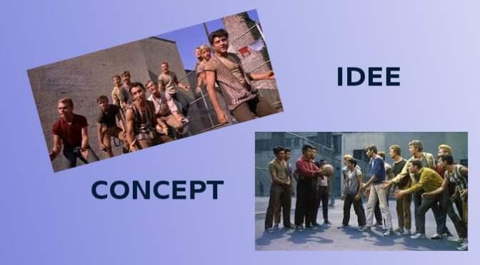 Une idée, un concept
