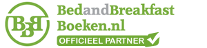 partnerembleem Bed and Breakfast boeken