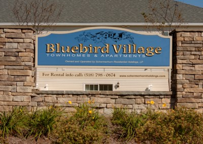 Bluebird Village Townhomes and Apartments