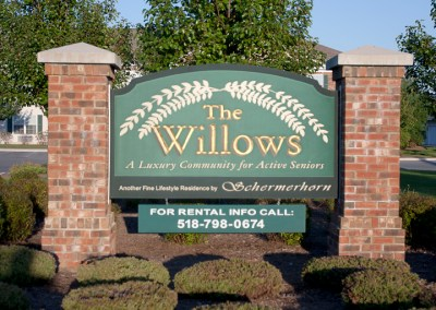 The Willows Cottages and Apartments