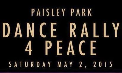 Concert de Prince à Paisley Park le 02 mai 2015