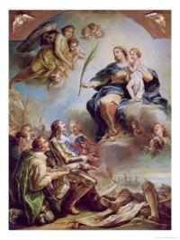 Louis XIII fonde Notre-Dame-des-Victoires