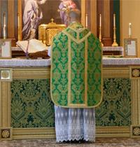 Antependium ou Pallium altaris