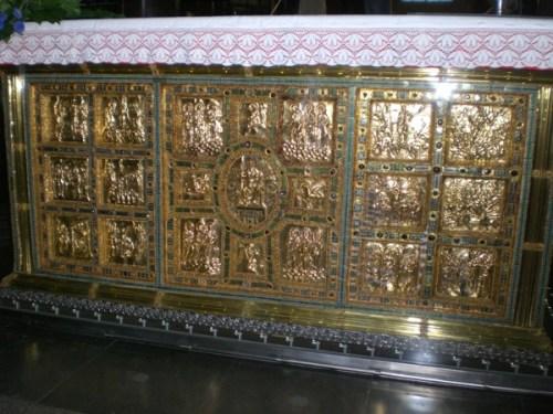 Antependium de Saint-Ambroise de Milan