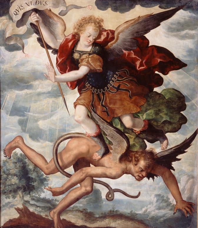 Programme de la fête de la Dédicace de saint Michel Archange