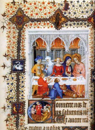 L'Epiphanie : les noces de Cana