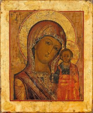 Programme du IVème dimanche après la Pentecôte - Notre-Dame de Kazan - ton 3
