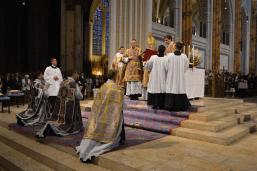 37 Bénédiction des nouveaux prêtres © François N