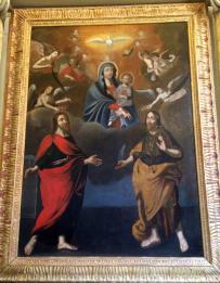 02 Tableau de la Mère de Dieu dans la collégiale Saint-Martin de Bollène