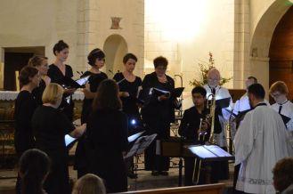 03 - Concert en la collégiale Saint-Martin de Bollène