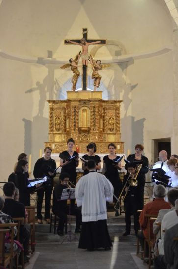 07 - Concert en la collégiale Saint-Martin de Bollène