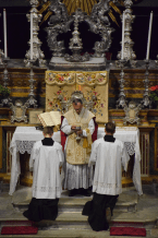 Messe de saint Philippe Beniti à Turin 01