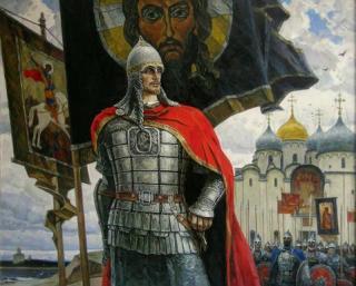 Saint Alexandre Nevsky
