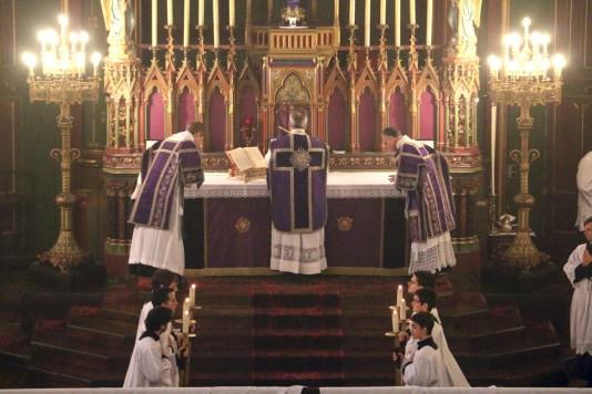 17 - Rameaux 2016 - Confiteor avant la communion