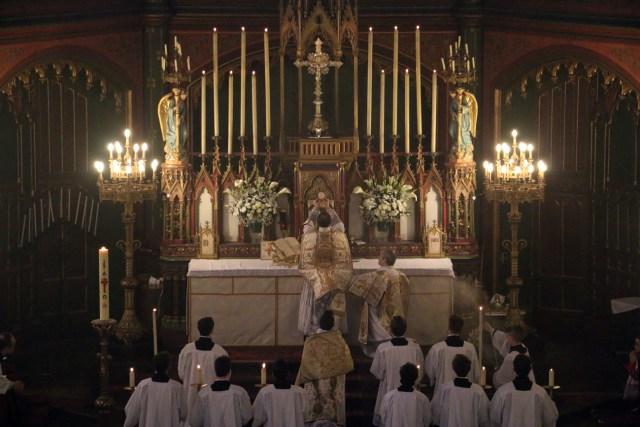 Messe du jour de Pâques 2016