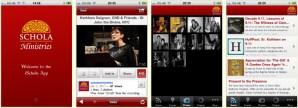 iSchola - The Schola Ministries App