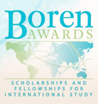 Boren fellowships