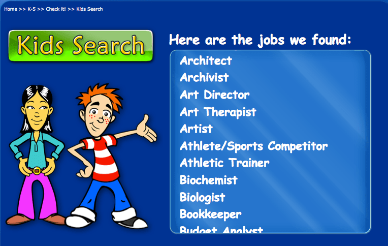 CareerSmarts Task 2: Web-Based Career Exploration