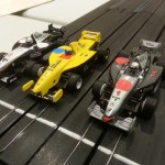 F1 A Final the cars