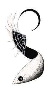 Altweibersommer Zeichnung: Petra Elsner